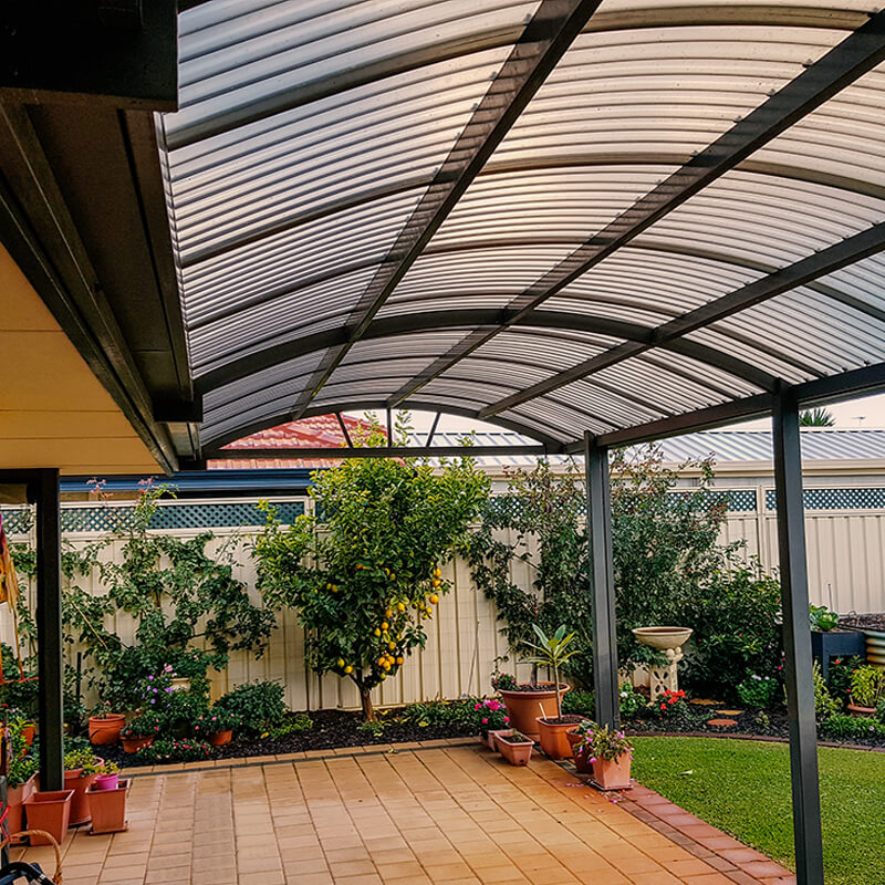 Dome Patio By Wanneroo Patios